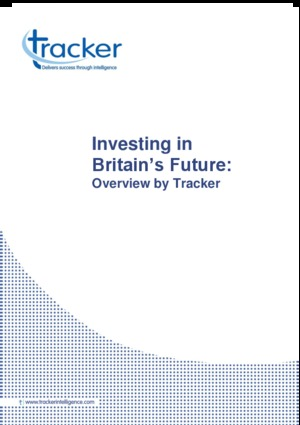 Industry Report - Investing in Britain's Future