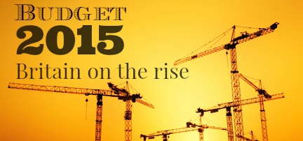 The Budget 2015: Britain on the rise