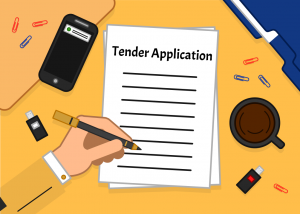 tender application