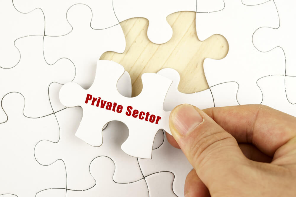 private sector tendering