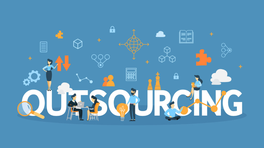 outsourcing - tracker intelligence